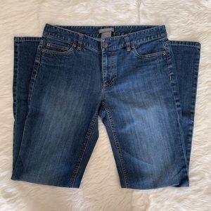 4/$25 Ann Taylor | Bootcut Blue Jeans